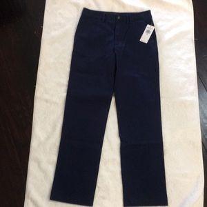 NWT polo navy chino jeans